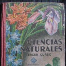 Gebrauchte Bücher - Edelvives: Ciencias naturales - tercer curso - 79083169