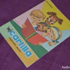 Libros de segunda mano: ANTIGUA Y ORIGINAL - MI CARTILLA ALVAREZ - EDICIONES MIÑON - SEGUNDA PARTE - MIRA LAS FOTOS. Lote 79754261