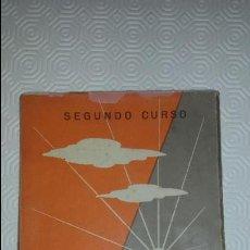 Libros de segunda mano: FORMACION DEL ESPIRITU NACIONAL.SEGUNDO CURSO DE BACHILLERATO. 1956.. Lote 80311569