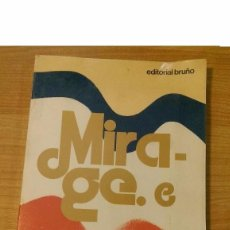 Libros de segunda mano: FRANCES - MIRAGE E - CURSO 3 DE BACHILLERATO ---REFMENOEN. Lote 80782098
