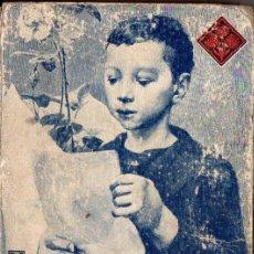 Libros de segunda mano: EDELVIVES LECTURAS GRADO SEGUNDO 1942 - INCLUYE LA LÁMINA DEL DICTADOR. Lote 82196572