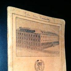 Libros de segunda mano: COLEGIO DE SANTO DOMINGO / PP DOMINICOS / OVIEDO / MANUSCRITO CUADERNO ESCOLAR / ESCRITO / 1959. Lote 82303168
