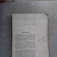 Libros de segunda mano: FORMACION HUMANISTICA - 1ER GRADO DE FP - 2º CURSO - RAMA ADMINISTRATIVA Y COMERCIAL. SIN TAPAS. Lote 82560264