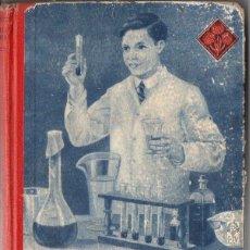 Libros de segunda mano: NOCIONES DE CIENCIAS TERCER GRADO EDELVIVES 1943. Lote 84080480