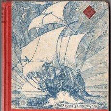 Libros de segunda mano: TENEDURÍA SEGUNDO GRADO EDELVIVES 1952. Lote 84080764