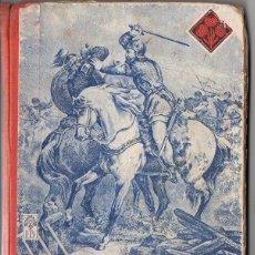 Libros de segunda mano: HISTORIA DE ESPAÑA PRIMER GRADO EDELVIVES 1949. Lote 84081992