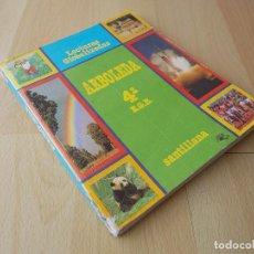 Libros de segunda mano: ARBOLEDA 4º E.G.B LECTURAS GLOBALIZADAS - SANTILLANA 1991 -. Lote 87610260