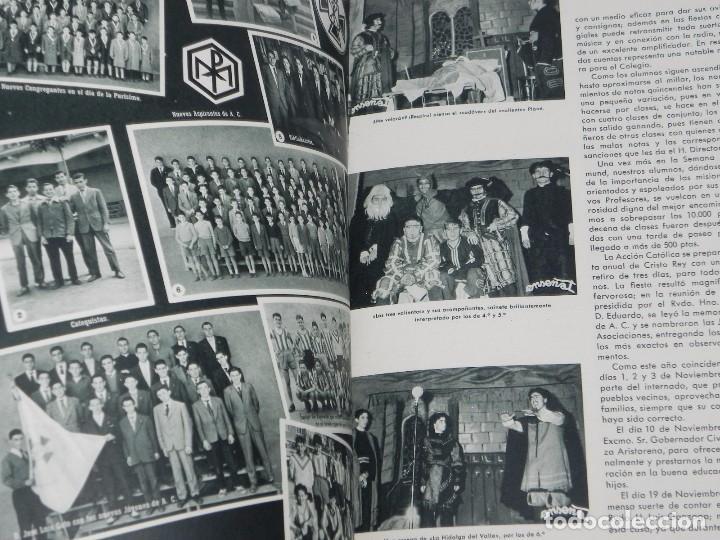 Libros de segunda mano: AMISTAD, COLEGIO-INTERNADO SAN JOSE, HH. MARISTAS LOGROÑO, CURSOS 1957, 58, RUSTICA, SIN PAGINAR, PR - Foto 3 - 87750764