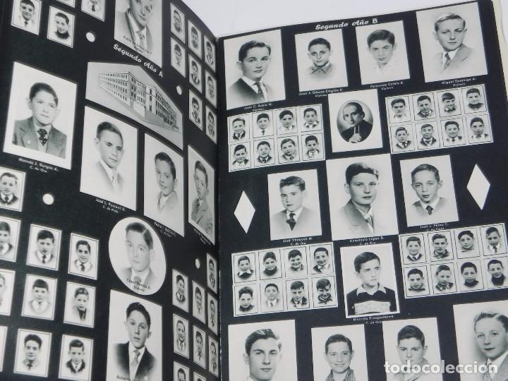 Libros de segunda mano: AMISTAD, COLEGIO-INTERNADO SAN JOSE, HH. MARISTAS LOGROÑO, CURSOS 1957, 58, RUSTICA, SIN PAGINAR, PR - Foto 4 - 87750764