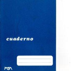 Libros de segunda mano: CUADERNO ESCOLAR. Lote 126107252