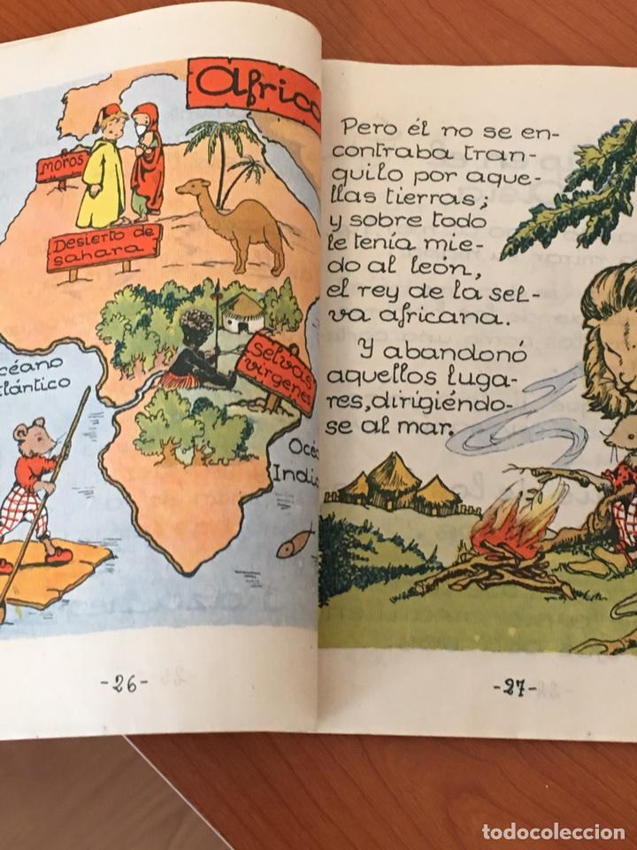 Libros de segunda mano: EL HERMANO DE PALOMA- GLORIA VILLARDEFRANCOS- ESCUELA ESPAÑOLA - Foto 2 - 88904638