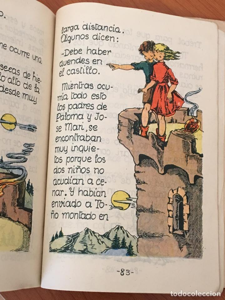 Libros de segunda mano: EL HERMANO DE PALOMA- GLORIA VILLARDEFRANCOS- ESCUELA ESPAÑOLA - Foto 4 - 88904638
