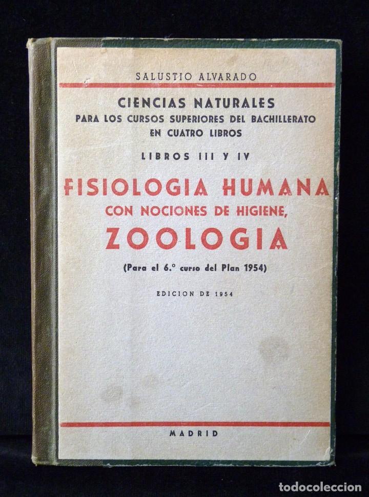 ciencias naturales. fisiología humana con nocio - Comprar Libros de ...