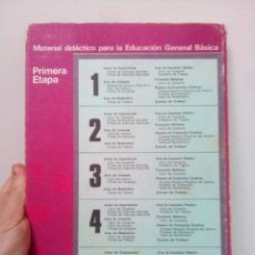 Libros de segunda mano: NORMA LENGUAJE 4/5 LIBRO DE CONSULTA EDITORIAL SANTILLANA 1974 (VER FOTOS). Lote 89639176
