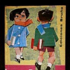 Libros de segunda mano: LENGUA ESPAÑOLA (ED. BRUÑO 1964) GRADO ELEMENTAL 2º. Lote 89790080