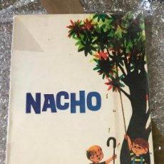 Libros de segunda mano: NACHO LIBRO LECTURA 2 CURSO PALAU AMOS CASADO MAGISTRADO ESPAÑOL . Lote 90677665