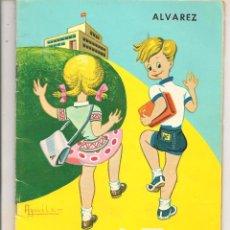 Libros de segunda mano: MI CARTILLA. CUARTA PARTE. ÁLVAREZ. 1966 (C/Y). Lote 91375225