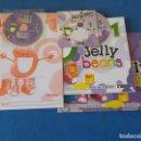 Libros de segunda mano: MATERIAL ESCOLAR DEL CURSO JELLY BEANS 1 ( INFANTIL 3 AÑOS ) - RICHMOND -. Lote 91586800