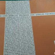 Libros de segunda mano: DIBUJO TÉCNICO. COU. TEIDE.. Lote 92038907