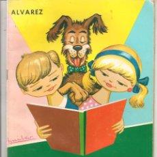 Libros de segunda mano: ÁLVAREZ. MI CARTILLA. SEGUNDA PARTE. MIÑÓN 1967. (P/D9). Lote 92396470