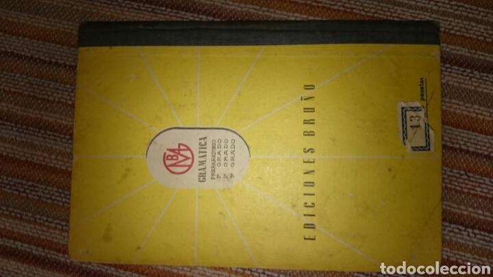 Libros de segunda mano: Gramática Española curso preparatorio - Foto 2 - 92787362
