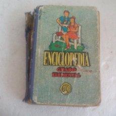 Libros de segunda mano: ENCICLOPEDIA GRADO ELEMENTAL. JOSÉ DALMÁU CARLES. 1964 GRADO ELEMENTAL. Lote 93135640