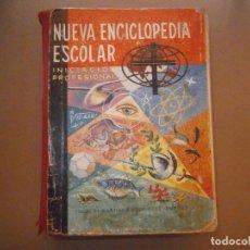 Gebrauchte Bücher - AÑO 1966 NUEVA ENCICLOPEDIA ESCOLAR INICIACION PROFESIONAL HIJOS SANTIAGO RODRIGUE BURGOS - 94755315