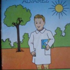 Libros de segunda mano: ALVAREZ MI CARTILLA CUARTA PARTE 1962 PG.ESCUELA. Lote 94787647