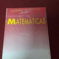 Livros em segunda mão: MATEMÁTICAS PARA ADULTOS. 1988.. Lote 96118467