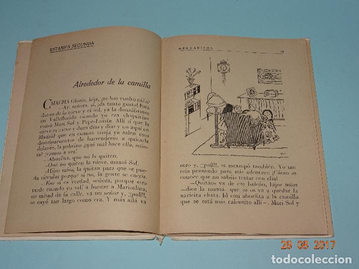 Libros de segunda mano: Antiguo Libro Escuela * HERMANITOS * de Josefina Álvarez Cánovas y Edit. Magisterio Español año 1948 - Foto 5 - 96574603