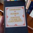 Libros de segunda mano: SEMIÓTICA Y TEORÍA DEL CONOCIMIENTO REZNIKOV, LAZAR O.. Lote 96794279