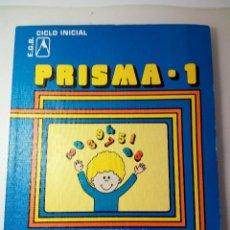Libros de segunda mano: ANTIGUO LIBRO DE E.G.B. PRISMA 1. MATEMATICAS. DE EVEREST. Lote 96999399
