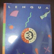 Libros de segunda mano: LENGUA. 3 PRIMARIA. EDITORIAL SM. 1996. Lote 97109091