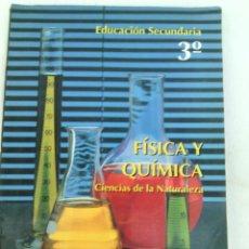 Second hand books - FISICA Y QUIMICA CIENCIAS DE LA NATURALEZA EDUCCION SECUNDARIA 3 ALGAIDA 1993 PROYECTO 2000 - 97459139