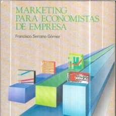 Libros de segunda mano: MARKETING PARA ECONOMISTAS DE EMPRESA. PARTE GENERAL. INVESTIGACIÓN COMERCIAL. ESIC EDITORIAL. 1990.. Lote 97894963