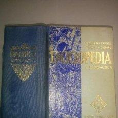 Libros de segunda mano: ENCICLOPEDIA AUTODIDÁCTICA CIENCIAS LETRAS BELLAS ARTES 1970 JOAQUÍN PLA CARGOL / JOSÉ M. PLA . Lote 98013283