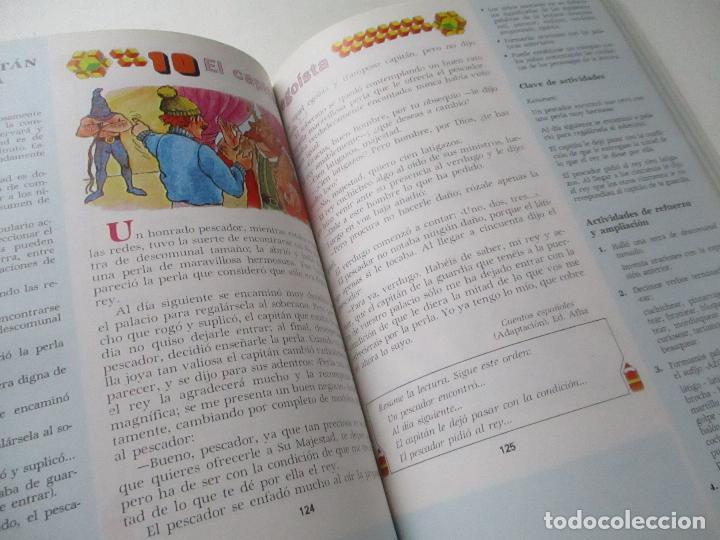 Libros de segunda mano: 5º. EGB., CASTELLANO, LIBRO DEL PROFESOR, EDELVIVES-EDT: LUIS VIVES - 1985 - Foto 3 - 98065791