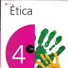 Libros de segunda mano: ÉTICA. 4 º ESO. SANTILLANA. 2006. Lote 98530915