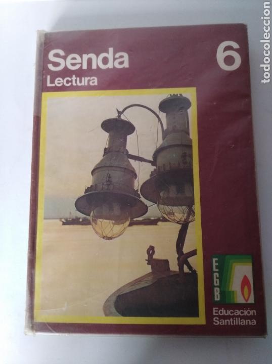 LECTURAS SENDA (Libros de Segunda Mano - Libros de Texto )