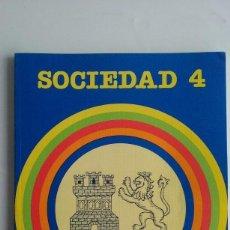 Libros de segunda mano: LIBRO EGB/4 SOCIEDAD CASTILLA Y LEON SANTILLANA/NUEVO¡¡¡¡.. Lote 101290579