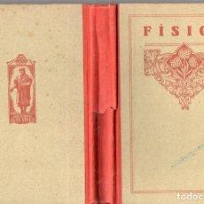 Libros de segunda mano: EDELVIVES : ELEMENTOS DE FÍSICA F.T.D. (S.F.) CASI NUEVO. Lote 101468831