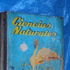 Libros de segunda mano: CIENCIAS NATURALES, 5º CURSO, BACHILLER SUPERIOR, EDICIONES SM 1968. Lote 115525186