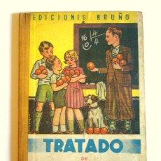 Libros de segunda mano: TRATADO DE ARITMETICA - GRADO PREPARATORIO - EDICIONES BRUÑO. Lote 101938391