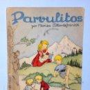 Libros de segunda mano: PARVULITOS. Lote 102481979