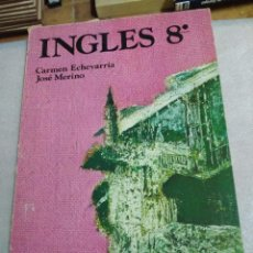 Second hand books - INGLES 8º EGB ANAYA 1977 - 102730143