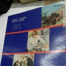 Libros de segunda mano: TECHNICAL ENGLISH 1.EDELVIVES.FP 1.1975. Lote 102806026