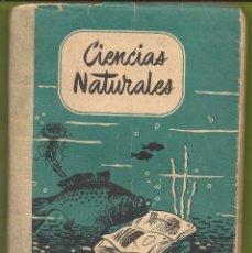 Libros de segunda mano: CIENCIAS NATURALES. J. J. DOLADO. CURSO ELEMENTAL. (P/C12). Lote 103042551