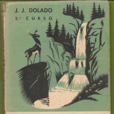Libros de segunda mano: CIENCIAS NATURALES. J. J. DOLADO. 2º CURSO. (P/C12). Lote 103042763