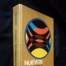 Libros de segunda mano: NUEVOS EJERCICIOS Y PROBLEMAS. LIBRO DEL MAESTRO   EDITORIAL EVEREST 1978. Lote 103054575