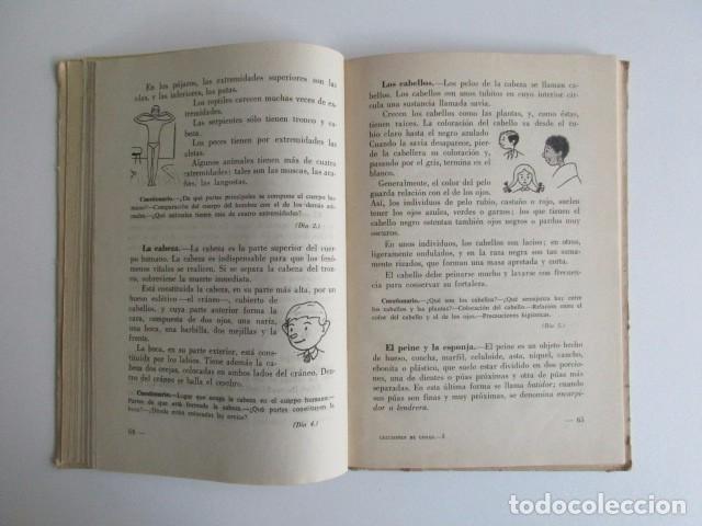 Libros de segunda mano: LECCIONES DE COSAS, EZEQUIEL SOLANA, EDITORIAL ESCUELA ESPAÑOLA, MADRID, 1960, MUY BUEN ESTADO - Foto 3 - 103998391